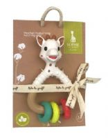 So' pure Sophie la girafe Natur'rings Rattle